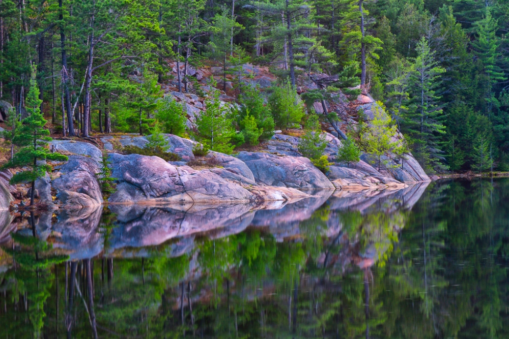 The Continuing Adventures in Killarney Provincial Park (1/2)