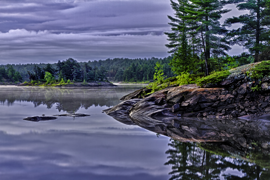 The French River Provincial Park   Ken Bennison's Photography