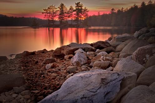 SunsetRocks